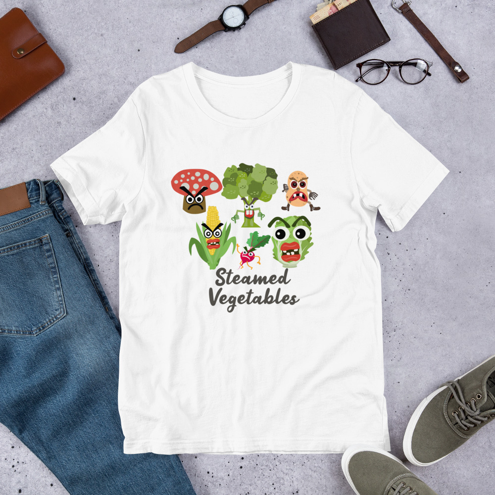 3e13837b7 Vegetable Pun Funny T-Shirt | Citep